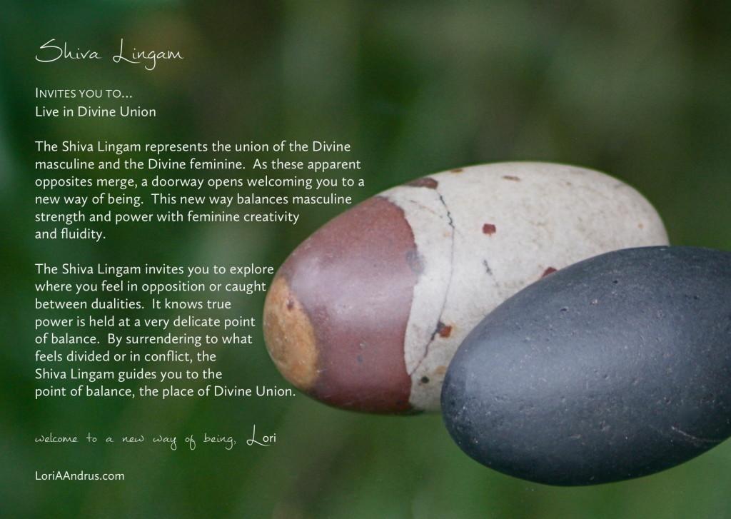 Shiva Lingam - Lori A Andrus