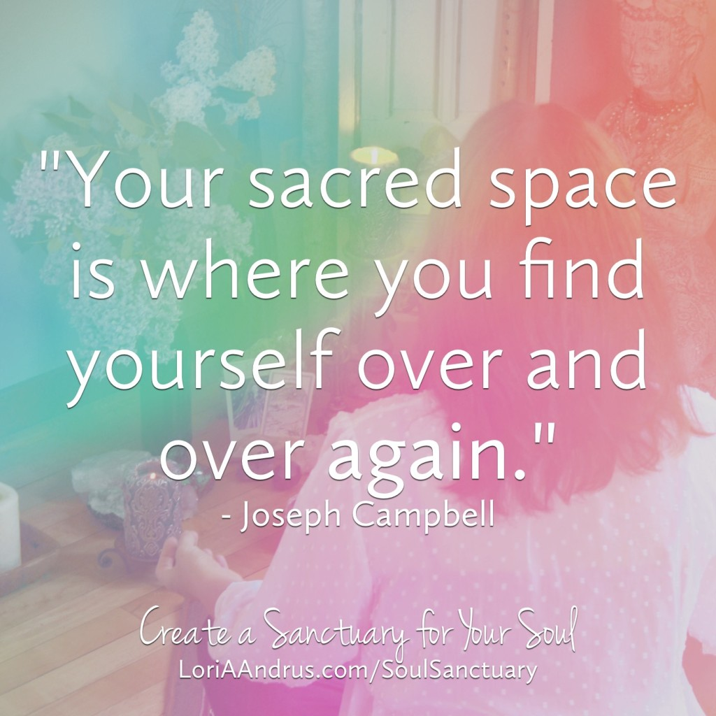 Campbell - Sacred Space