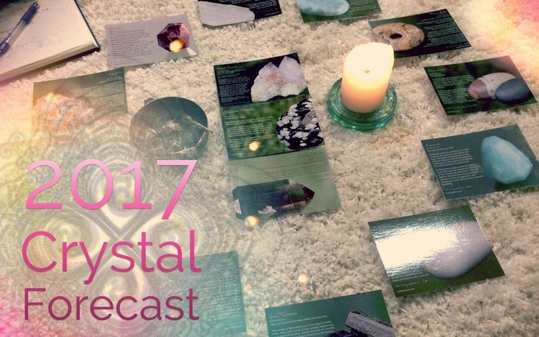 2017 Crystal Forecast