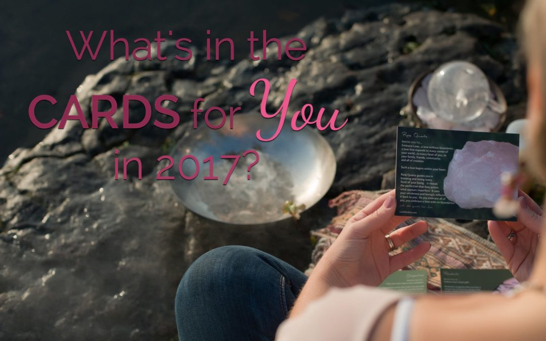 What's in the cards for you in 2017?