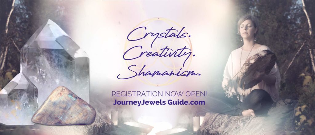 Crystals, Creativity, Shamanism