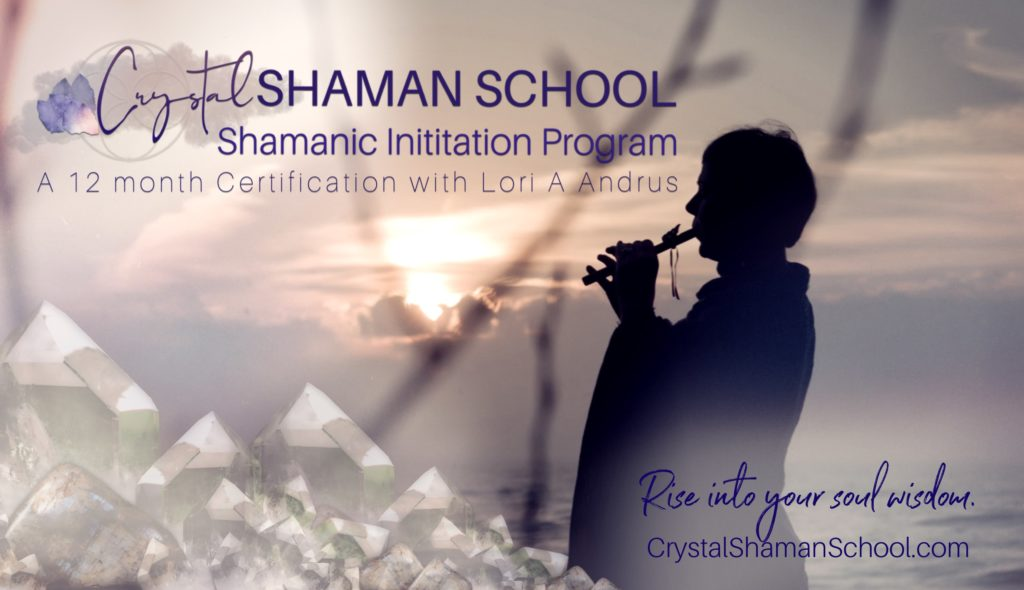 Crystal Shaman School Enrollment now open