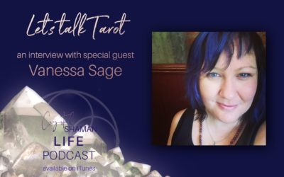 Let's Talk Tarot – an interview with Vanessa Sage