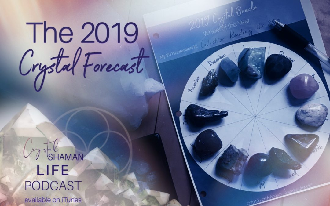 2019 Crystal Forecast