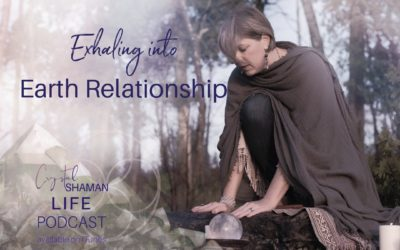 Exhaling into Earth Relationship